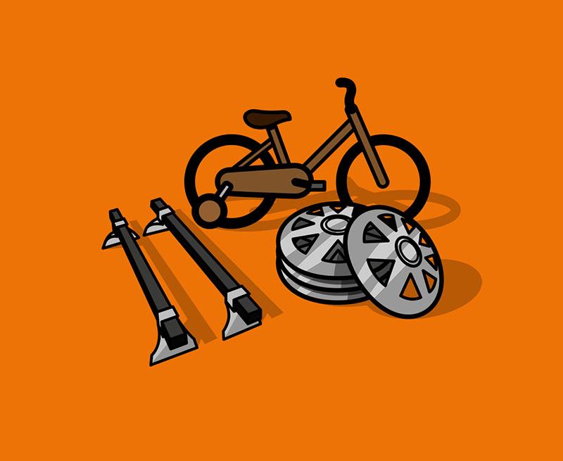 Suche Fahrrad Mountainbike